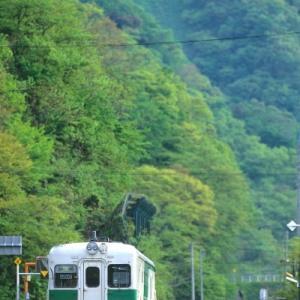 大糸線キハ52(96)