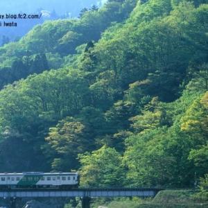 大糸線キハ52(97)