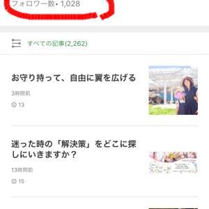 読者登録1000人キャンペーンプレゼント