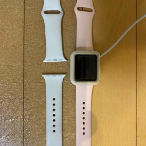 Apple Watchも、衣替え