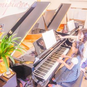 ピアノで賢くなりたい