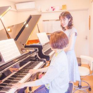 大人の方がピアノレッスンを始めるきっかけは?