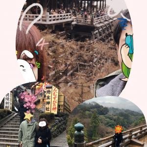 177日目。京都、清水寺