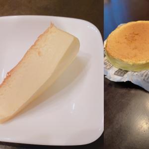 長男のチーズケーキ