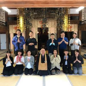 *陰ヨガ&マインドフルネス瞑想 リトリート in 辰野町、開催しました!*