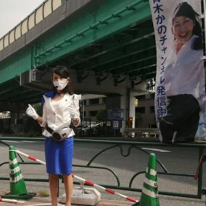東京都議選、中央区は定数1。無風。