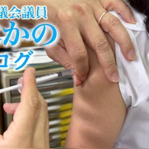 中央区で2回接種を終了した方が半数を超えました。