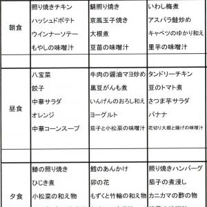 【たんぽぽ森本の家】献立表です♪《2/17~23》