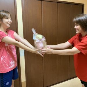 【たんぽぽ森本の家】 スタッフお誕生日☆