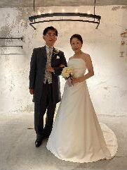 二度目の結婚式!?