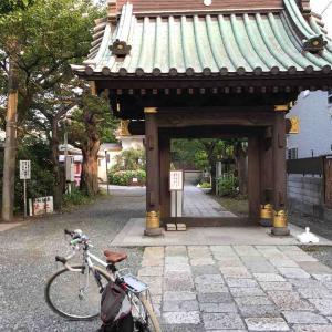 今朝は、妙隆寺と妙本寺にお参り♪そして夜はきぼう ISS!