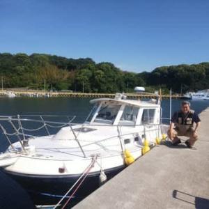 月刊誌舵の瀬戸内海クルージングの取材が