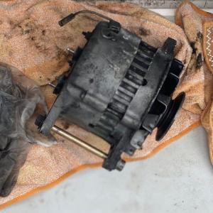 船の電装関係点検修理