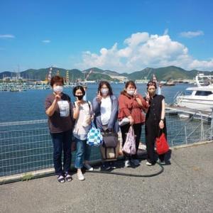 瀬戸内海ランチクルージング第7班最終回です。