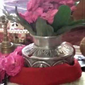 【ヴェーダ祭祀】ガナパティ・ヤジニャ(ヤギャ)