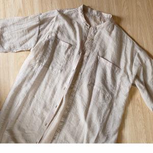 理想的なシアーシャツをしまむらで♡