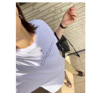 楽しみにしてたフォトTと履きすぎなカラーパンツ♡絶対欲しいものー!!