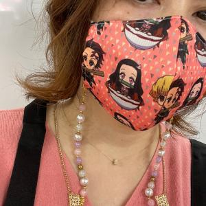 マスクホルダー使ってます
