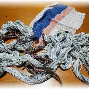 ~織りた~~~~い~