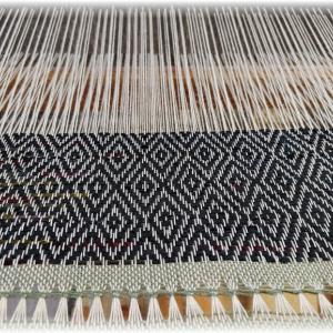 ~織り始めました。~
