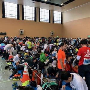 青梅マラソン2020疾走記