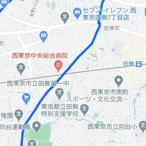 地元の古道を歩く(府中道編)