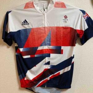イギリスのオリンピックユニフォームがカッコ良い