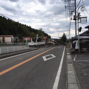 旧奥羽街道をロードバイクで⑤(堀越宿~芦野宿)