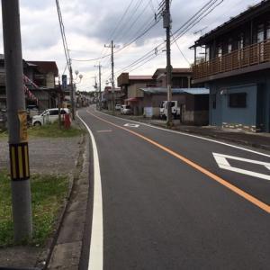 旧奥州街道をロードバイクで⑥(芦野宿~白石宿)