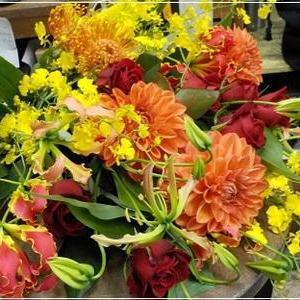 ツインソウルへ、今年も花束を!