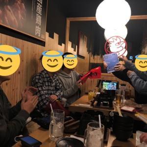 忘年会を行いました。