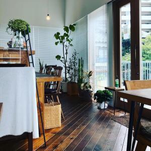 オーガニックカフェ Hess Organica 愛知県岡崎市