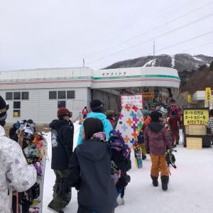 30年ぶりのスキー