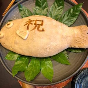 お食い初め本番!!