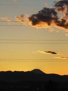 Seijo Today…Beautiful sunset in Seijo