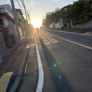 夕陽に向かってほえろ!