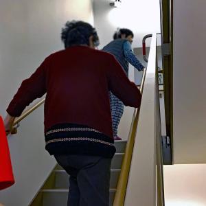 体力づくり 瓢箪家(ひょうたんや) 階段散歩