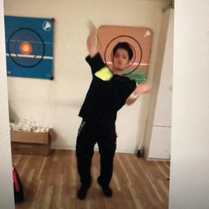 バドミントン 肩の痛み(動画紹介)