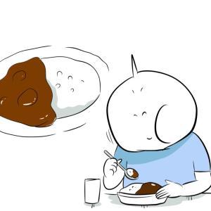 カレー どう食べる?