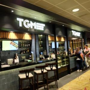 2019年GW ジョグジャカルタの旅 チャンギ空港 プライオリティパスでラウンジ巡り TGM