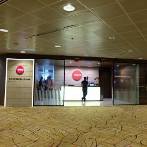 2019年GW ジョグジャカルタの旅 チャンギ空港 プライオリティパスでラウンジ巡り SATS Premier Lounge T2