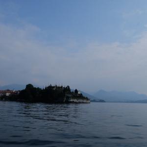 2019年夏旅 イタリア・ベルギー・イギリスの旅 ミラノ マッジョーレ湖 イソラベッラ ボッロメオ宮殿