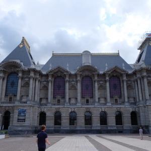 2019年夏旅 イタリア・ベルギー・イギリスの旅 フランス リール宮殿美術館