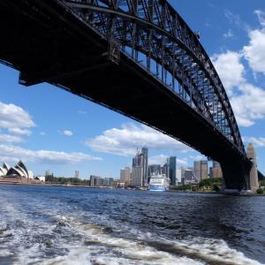 オーストラリア シドニーとケアンズ旅行 16日間 再びシドニーへ