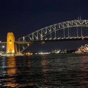 オーストラリア シドニーとケアンズ旅行 16日間 シドニー ハーバーサイド アパートメンツからの景色は最高!