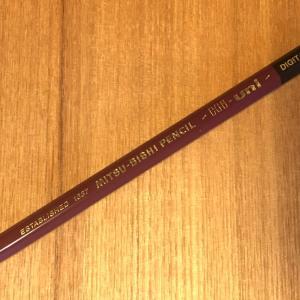 Hiーuni鉛筆一本3960円