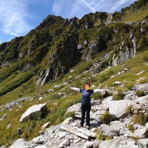 登山でリフレッシュ