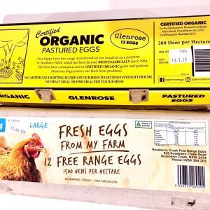 TKGできる卵