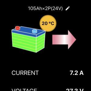 家庭用エアコンの消費電流