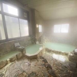 2021年の温泉巡りは那須湯本の『山快』から始まりました~